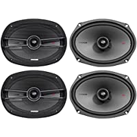 (4) Kicker 44KSC6904 KSC690 6x9 600 Watt 2-Way Car Stereo Speakers KSC69