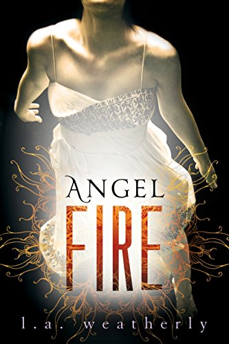 Book cover for Angel Fire