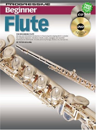 CP69126 - Progressive Beginner Flute (Flute For Beginners)