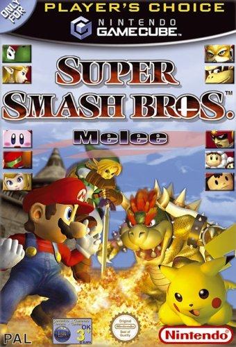 Super Smash Bros Melee GameCube Nintendo