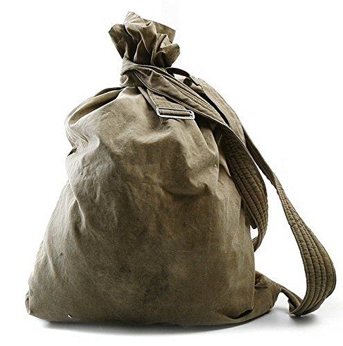 1950 Backpack - Old New Year SALE!! WW2 kit Bag USSR haversack uniform backpack knapsack original Sidor 1950s-60s Valentine's Gift idea