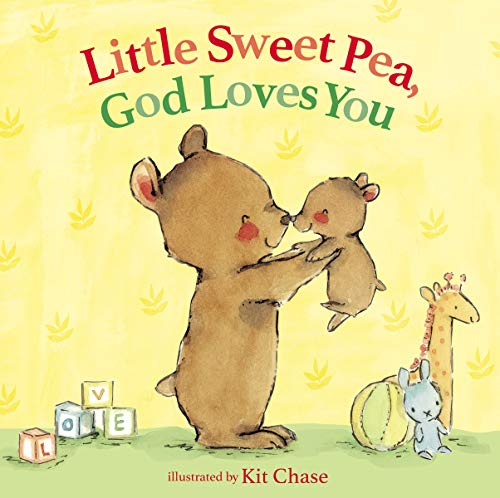 Little Sweet Pea, God Loves You (Pea Sweet Mommys)