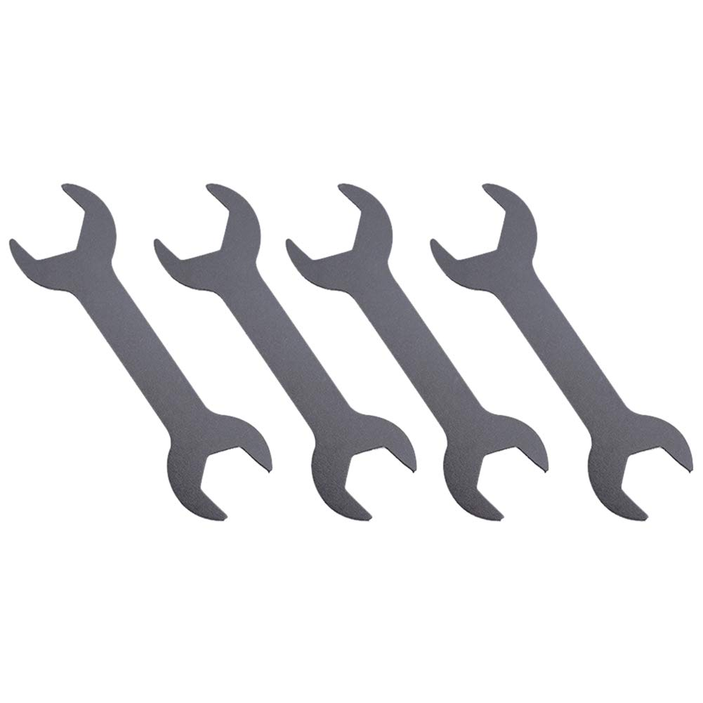 Yiwa 4pcs/Set Skateboard Multifunctional Tool Hexagonal Cross Spanner