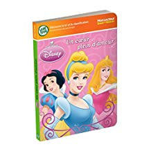 LeapFrog Tag Junior Book: Disney Princesses (French Version)