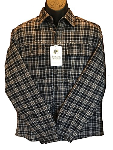 boston-traders-mens-flannel-jacket-shirt-with-fleece-lining-navy-stripe-xx-large