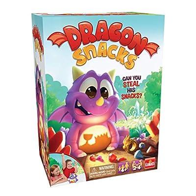 Goliath Dragon Snacks Game - Find The Treasure & Win: Toys & Games