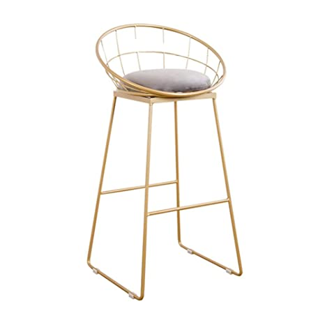 Fabulous Amazon Com Kitchen Height Metal Stools Industrial Stool Creativecarmelina Interior Chair Design Creativecarmelinacom