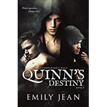Quinn's Destiny (A Companion's Tale Book 1)