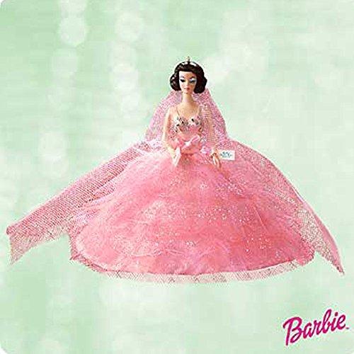 Hallmark Keepsake Ornament In The Pink Barbie Ornamant Barbie Fashion Model Collection
