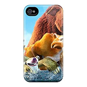 New Arrival Ice Age 4 For Iphone 4/4s Case Cover