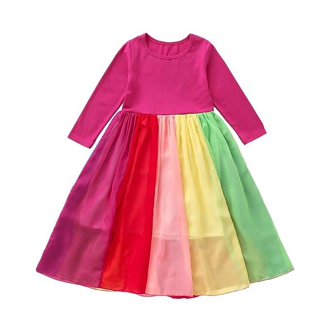 Amazon.com: Vestido de princesa para niñas y bebés, sin ...
