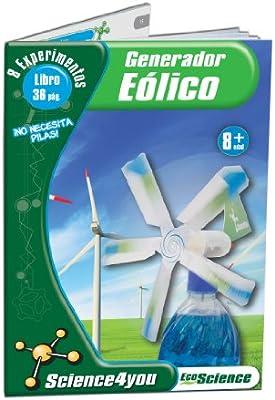Generador Eólico: Amazon.es: Juguetes y juegos