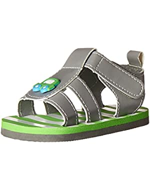 Slate Gray Car EVA Sandal (Infant)