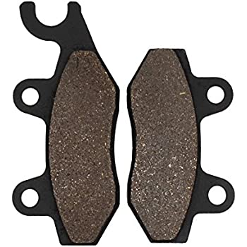 Cyleto Parking Brake Pads for YAMAHA Rhino Parking brake All Models 2008 2009 2010 2011 2012 2013