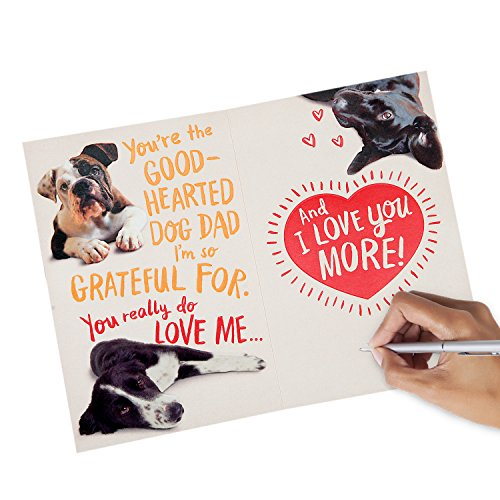 Hallmark Funny Father's Day Greeting Card from the Dog (Dog Dad) Photo #5