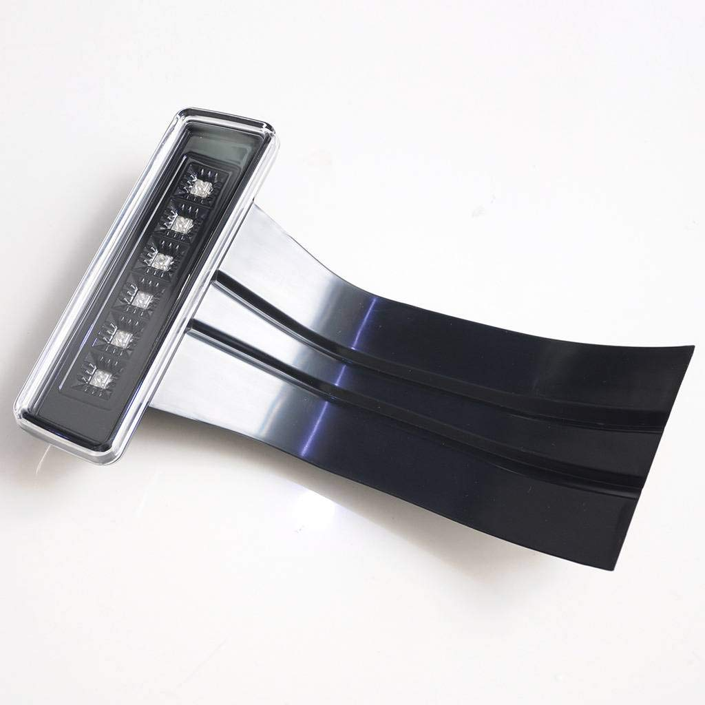 Wotefusi Car New One Pieces 12V LED 3rd Third Brake Braking Light Rear Tail Lamp For Wrangler JK 2007-2015 2008 2009 2010 2011 2012 2013 2014