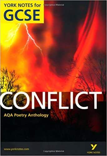 AQA Anthology: Conflict - York Notes for GCSE (Grades A*-G)