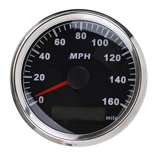 ELING Warranted MPH GPS Speedometer Odometer 160MPH For Car