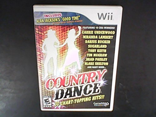 Country Dance: 30 Chart-Topping Hits For Nintendo - Mills Outlet Colorado