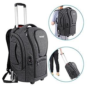 Neewer Pro Camera Case Waterproof Shockproof Adjustable Padded Camera Backpack Bag