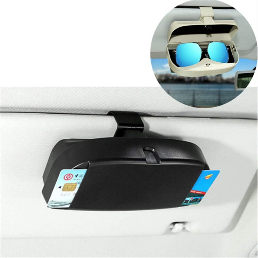 Scatola Porta Occhiali per Auto Styling Scatola portaoggetti dedicata/// per Audi Q3 Q5 SQ5 Q7 A1 A3 S3 A4 A4L A6L A7 S6 S7 S4 RS4 A5 S5