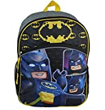 "2017 The Lego Batman Moive 16"" Large Backpack Prism Printing"