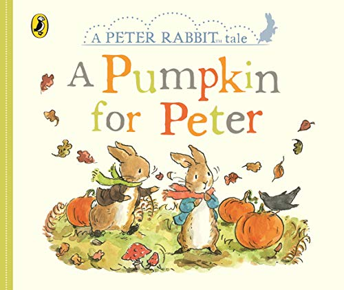 Peter Rabbit Tales - A Pumpkin for Peter]()
