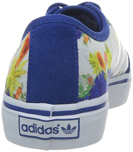 adidas Adria Restyle Low-Top, Women's Trainers Blau (Collegiate Royal / Collegiate Royal / White)