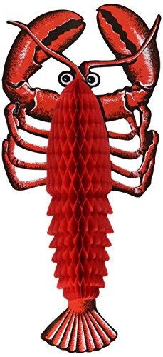 Beistle 55634 Tissue Lobster, -
