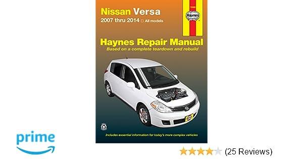 2010 nissan versa hatchback service manual