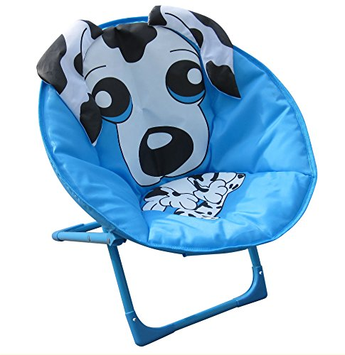 Comfortable Kids Moon Chair for indoor and outdoor Use-Spott