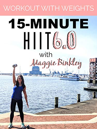 15-Minute HIIT 6.0 Workout (with -