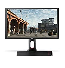 BenQ 27-Inch WS LED Monitor 1920x1080 Resolution, 1000:1 Contrast, 16:9 Aspect Ratio, VGA DVI - XL2720Z (New ZOWIE Model Available)