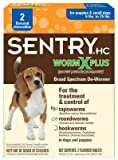 Sergeants Pet Care Prod 17603 De-Wormer, For Small Dogs, 2-Ct. Pet Grooming/Remedies