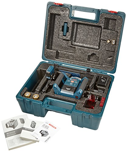 BOSCH rotationslaser GRL 300 HV Set mit GR 240, BT 300 HD