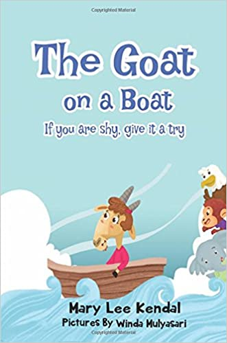 the goat on a boat if you are shy give it a try social stories