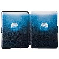 Capa para Kindle Paperwhite - Estampada - Fecho magnético (Medusa)