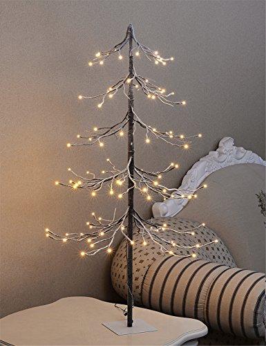 Lightshare Lighted Snow Fir Tree, Medium by Lightshare (Image #2)