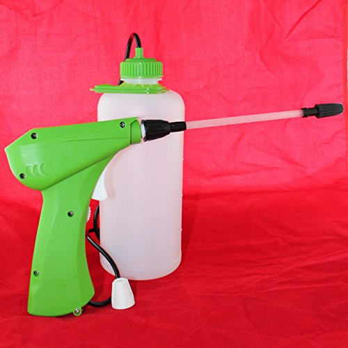 Multi Purpose Portable Home And Garden Battery Operated Power Sprayers Trigger Spray Patent NO:ZL 200930135748.2