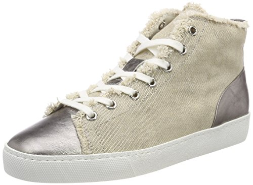 HÖGL Women's 5-10 0366 Hi-Top Trainers Grey (Taupe) discount fast delivery for sale free shipping pay with visa sale online store with big discount skoJ44ufbl