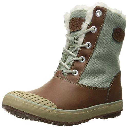 Sage Women's Cocoa Keen Elsa WP Desert Winter Boot 0ZwwfqWBH