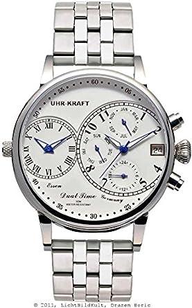 amazon com uhr kraft dual timer 27104 1m watches