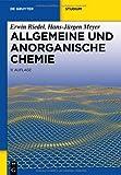 Allgemeine und Anorganische Chemie, Riedel, Erwin, 3110269198
