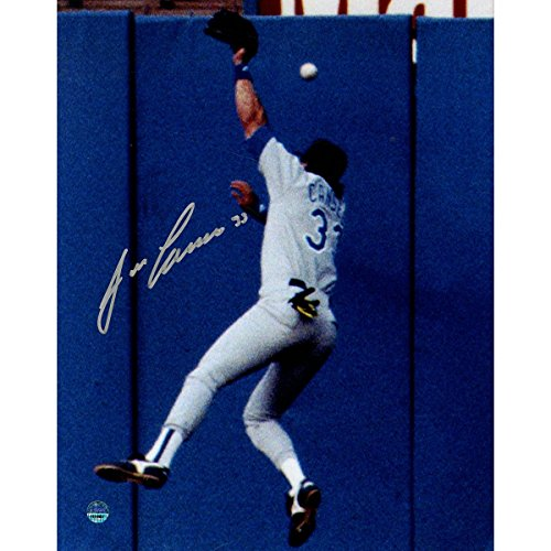 Jose Canseco Signed Homerun Ball off Head 8x10 (Power Rangers 90s)