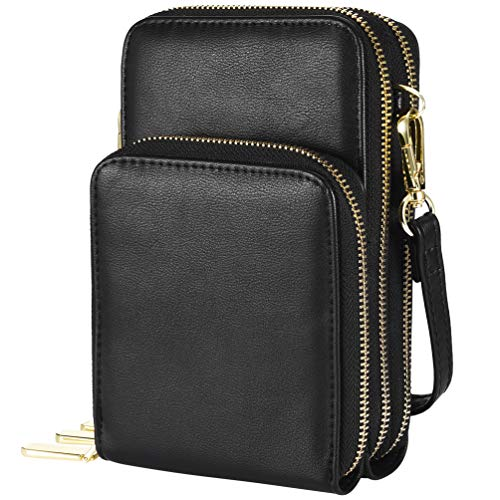 VBIGER Cell Phone Purses for Women,Small Crossbody Bags Phone Bag Shoulder Bag with Credit Card Slots