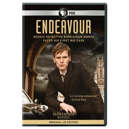 (Masterpiece Mystery: Endeavour)