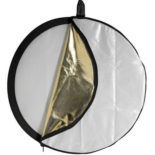 Impact 5-in-1 Collapsible Circular Reflector Disc - 42''