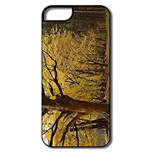 Section Yellow Tree Forest Case For IPhone 5/5s
