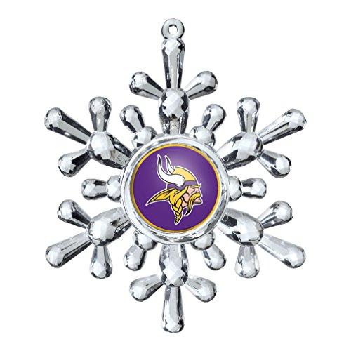 NFL Minnesota Vikings Snowflake