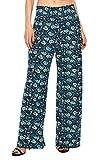Urban CoCo Women's Boho Palazzo Pants Wide Leg Lounge Pants (XL, 3)